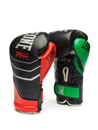 Rękawice bokserskie marki Leone1947 model REVO2018 [GN105]