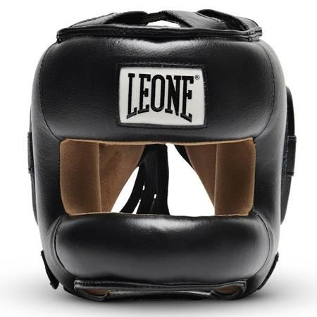 Kask bokserski PROTECTION marki Leone1947