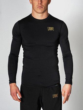 Kompresyjny T-shirt z długim rękawem  marki Leone1947