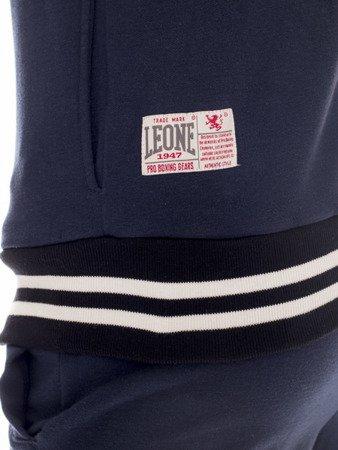 LEONE - DRES MĘSKI [LSM1557SET_granat]