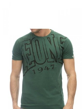 LEONE T-shirt zielony M [LSM1730]