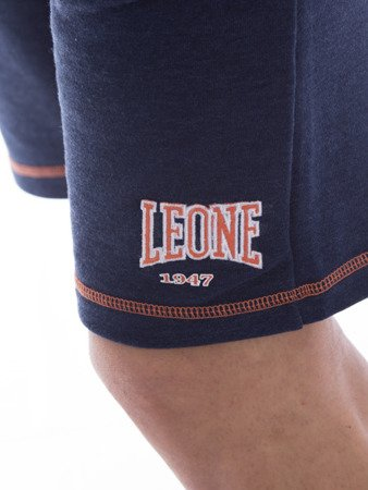 LEONE_SPODENKI S [LSM1282_GRANATOWE]