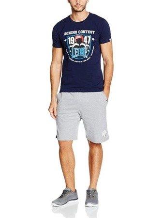 Leone - T-shirt (granatowy)