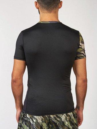 Leone1947 T-shirt kompresyjny NEO CAMO rozmiar S [ABX15]