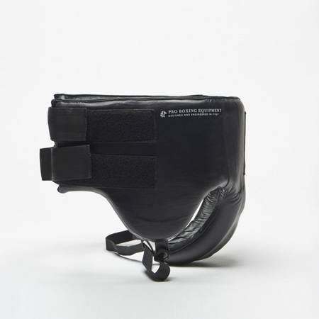 Profesjonalny ochraniacz krocza / suspensor czarny