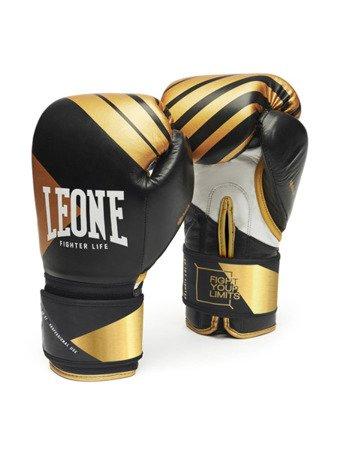 Rękawice bokserskie FIGHTER PREMIUM marki Leone1947
