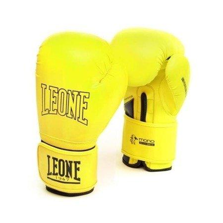 Rękawice bokserskie MONO marki Leone1947